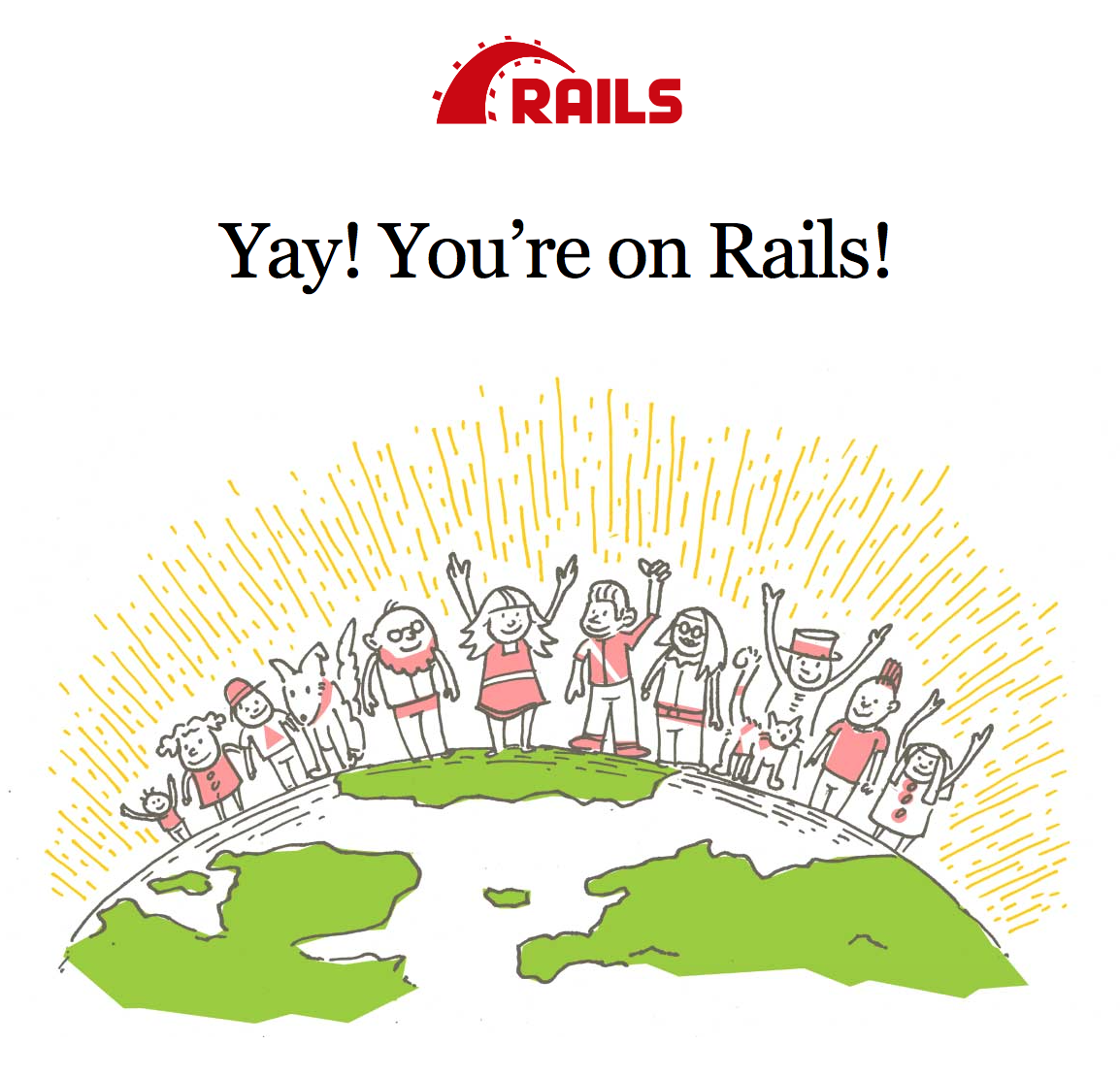 Your on rails